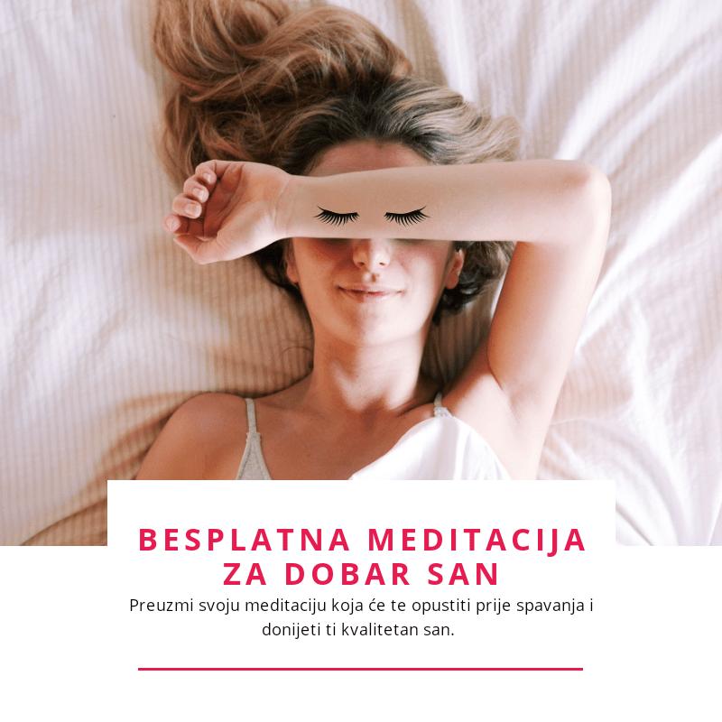 Petra Cutuk Vjeruj Traži Manifestiraj Zdravlje Meditacija Vježbe Disanja Samopouzdanje Posao Vođena Meditacija San