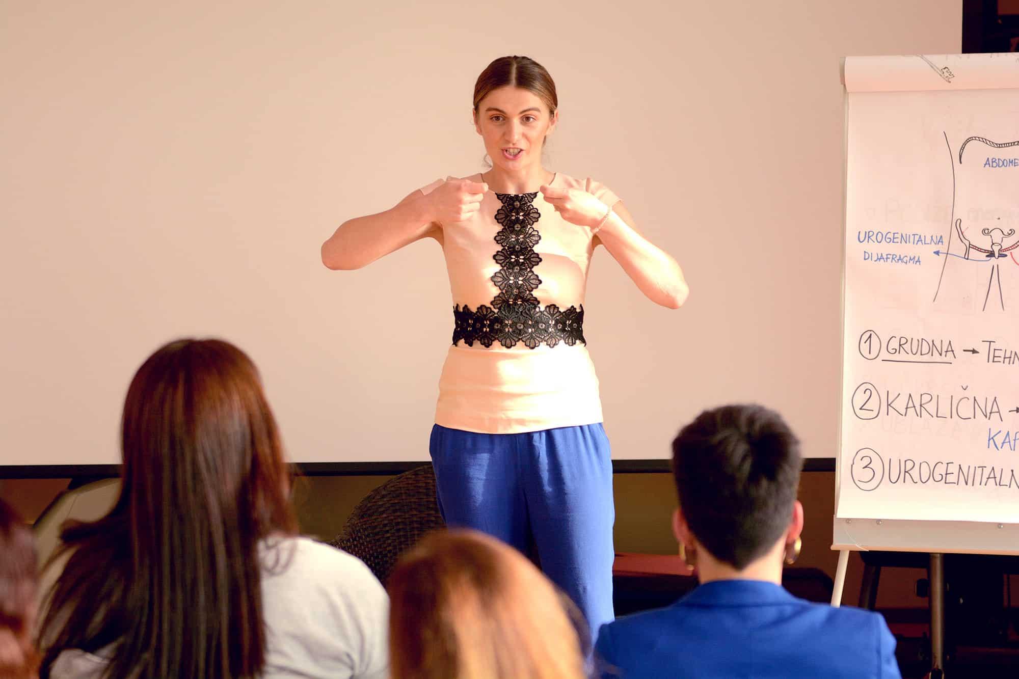 Petra Cutuk Vjeruj Traži Manifestiraj Zdravlje Meditacija Vježbe Disanja Samopouzdanje Posao Snaga Žene Pula Zasu Inspiracija
