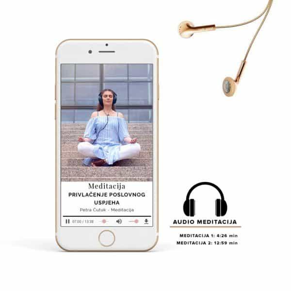Petra Cutuk Vjeruj Traži Manifestiraj Zdravlje Meditacija Vježbe Disanja Samopouzdanje Posao Vođena Meditacija Poslovni Uspjeh