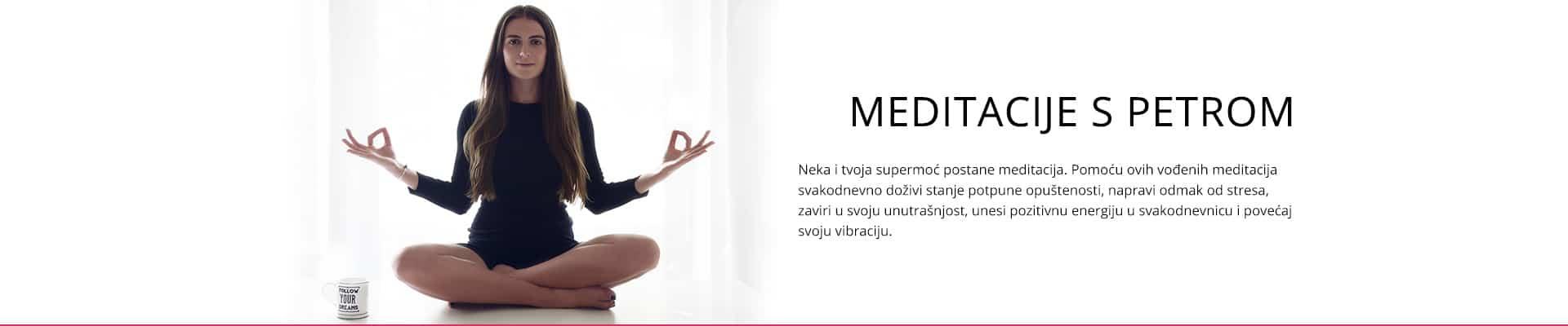 Petra Cutuk Vjeruj Traži Manifestiraj Zdravlje Meditacija Vježbe Disanja Samopouzdanje Posao Vođena Meditacija