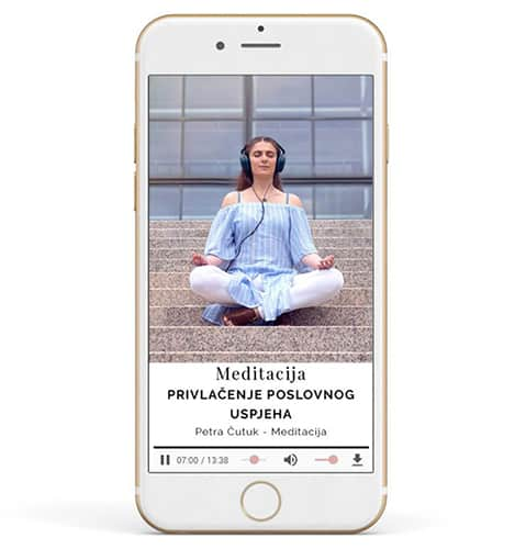 Petra Cutuk Vjeruj Traži Manifestiraj Zdravlje Meditacija Vježbe Disanja Samopouzdanje Posao Privlačenje Uspjeha